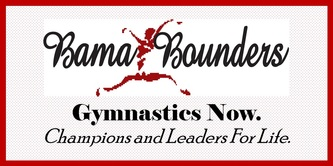 bama bounders state meet gymnastics